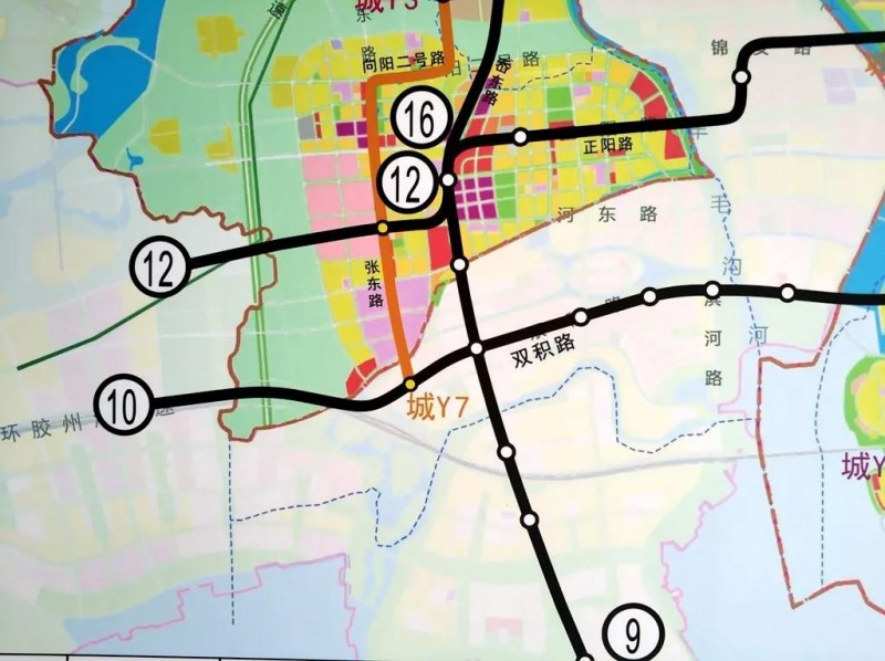『青岛』地铁12,14号线明年开建_城轨_新闻_中国轨道