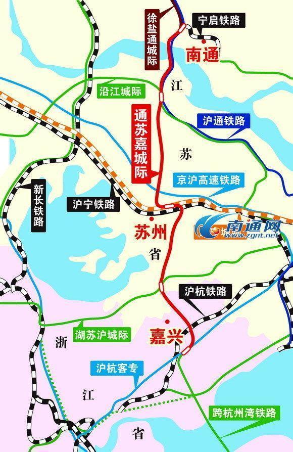 『浙江』高铁规划通苏嘉甬、甬舟、沪苏湖、衢丽等铁路动工建设(图6)
