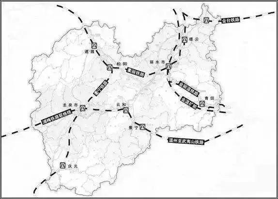 『浙江』高铁规划通苏嘉甬、甬舟、沪苏湖、衢丽等铁路动工建设(图9)
