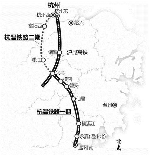 『浙江』高铁规划通苏嘉甬、甬舟、沪苏湖、衢丽等铁路动工建设(图15)