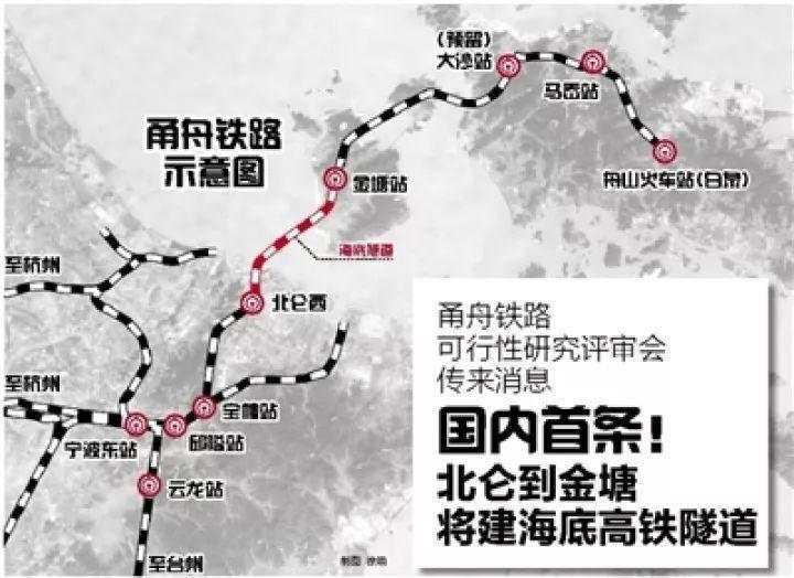 『浙江』高铁规划通苏嘉甬、甬舟、沪苏湖、衢丽等铁路动工建设(图18)